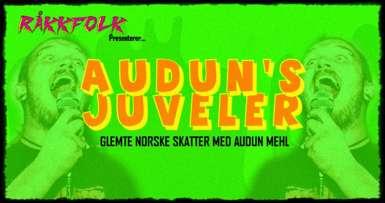 Auduns juveler #6
