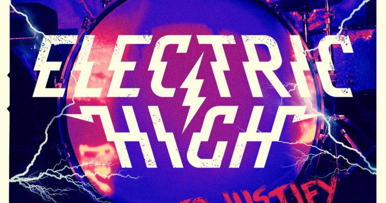 Electric High – Harder To Justify (Singel)